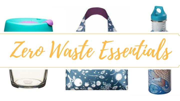 Zero Waste : My zero waste essentials 'starterkit'